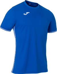 Футболка JOMA CAMISETA CAMPUS III ROYAL M/C